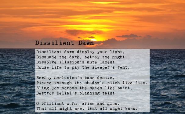 Dissilient Dawn
