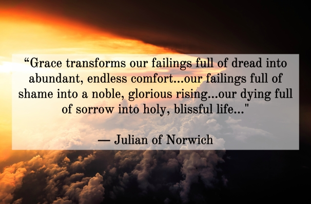 Julian of Norwich on Grace